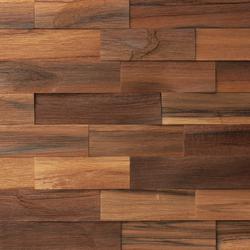 Tropicana Natura | Wood mosaics | Dune Cerámica