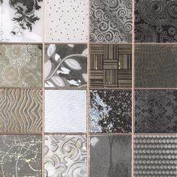 Tiffany Black | Ceramic mosaics | Dune Cerámica