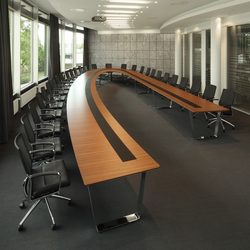 Tune conference table | Sistemas de mesas conferencias | RENZ