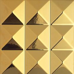 Golden Keops | Carrelage mural | Dune Cerámica