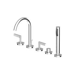 Simply Beautiful ZSB5474 | Bath taps | Zucchetti