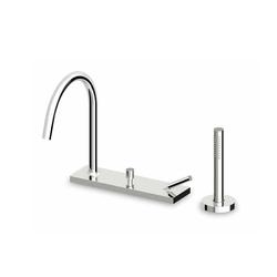 Pan ZP8467 | Grifería para bañeras | Zucchetti