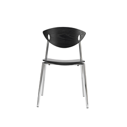 Must chair | Visitors chairs / Side chairs | Randers+Radius