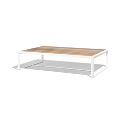 Sit low table wood | Tables basses de jardin | Bivaq