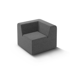 do_line Eckelement | Modular seating elements | Designheiten