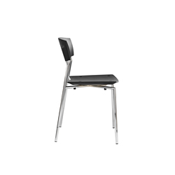 Pure chair | Visitors chairs / Side chairs | Randers+Radius