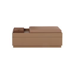 HESPERIDE Bench | Cabinets | Schönbuch