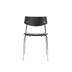 Sharp chair | Visitors chairs / Side chairs | Randers+Radius