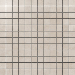Damasco Blanco Natural Mosaic B | Ceramic mosaics | INALCO