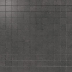 Damasco Negro Natural Mosaic B | Mosaïques | INALCO