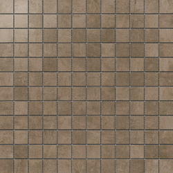 Damasco Marrón Natural Mosaic B | Mosaicos | INALCO
