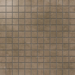 Damasco Marrón Natural Mosaic B | Mosaici | INALCO