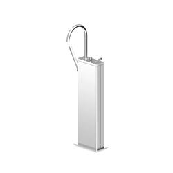 Pan ZP8019 | Rubinetteria per vasche da bagno | Zucchetti