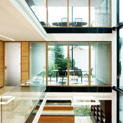 Einbauzarge | Trennwandsysteme | Scheicher.Wand