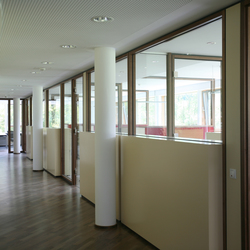 TS1 Holz | Wall partition systems | Scheicher.Wand