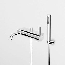 Rubinetteria per vasche da bagno per montaggio a muro 4 - Rubinetteria bagno zucchetti ...