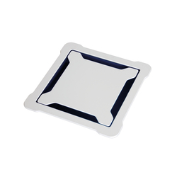 Sky design desk connector panel | Table integrated systems | KOMTECH