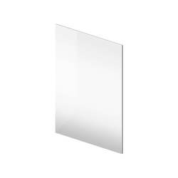 Pan ZAC662 | Wall mirrors | Zucchetti
