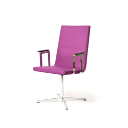 Basso L with armrest | Sedie conferenza | Inno