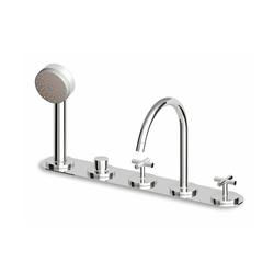 Isyarc ZD3435 | Bath taps | Zucchetti