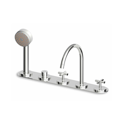 Isyarc ZD3460 | Bath taps | Zucchetti