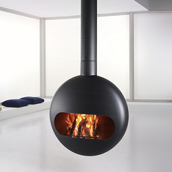 Bubble ceiling wood | Wood fireplaces | antrax it