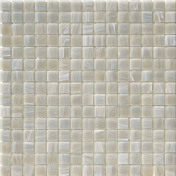 Aurore 20x20 Grigio C. | Glas Mosaike | Mosaico+