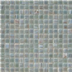 Aurore 20x20 Grigio M. | Mosaïques verre | Mosaico+