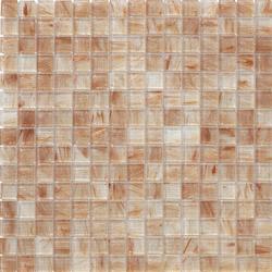 Aurore 20x20 Beige | Glass mosaics | Mosaico+