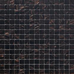 Aurore 20x20 Testa di Moro | Mosaici in vetro | Mosaico+