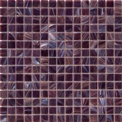 Aurore 20x20 Viola | Glass mosaics | Mosaico+