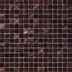 Aurore 20x20 Zaffiro | Glas Mosaike | Mosaico+