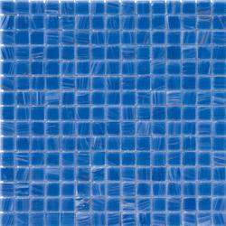 Aurore 20x20 Azzurro | Glass mosaics | Mosaico+