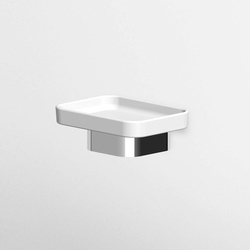 Soft ZAC710 | Soap holders / dishes | Zucchetti