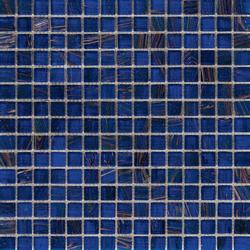 Aurore 20x20 Blu | Glass mosaics | Mosaico+
