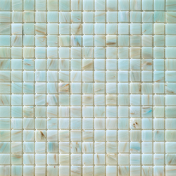 Aurore 20x20 Giada | Mosaïques verre | Mosaico+