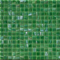 Aurore 20x20 Verde M. | Mosaïques verre | Mosaico+