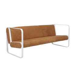 Ova 3-Seater Sofa | Divani lounge | STILTREU