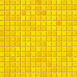 Aurore 20x20 Giallo | Glas-Mosaike | Mosaico+