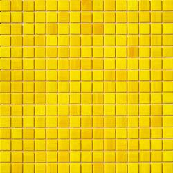 Aurore 20x20 Giallo | Glass mosaics | Mosaico+