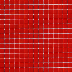 Aurore 20x20 Rubino | Glas Mosaike | Mosaico+