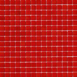 Aurore 20x20 Rubino | Mosaïques en verre | Mosaico+