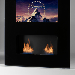 Double Vision | Ventless fires | Safretti