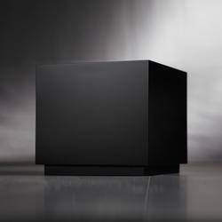 Cube | Cheminées sans fumée au bioéthanol | Safretti
