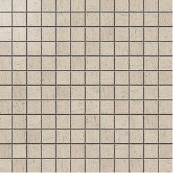 Magma Crema Satin Polished SK Mosaic B | Mosaïques | INALCO