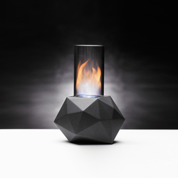 Diamond | Ventless fires | Safretti