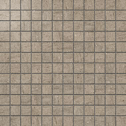 Magma Moka Satin Polished SK Mosaic B | Mosaïques | INALCO