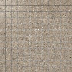 Magma Moka Satin Polished SK Mosaic B | Mosaike | INALCO