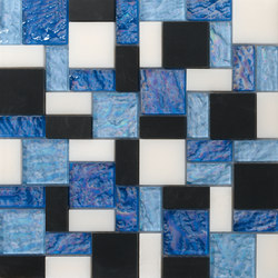 Dialoghi Misura op.1 | Glass mosaics | Mosaico+