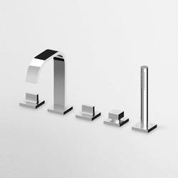 Aguablu ZA5470 | Bath taps | Zucchetti